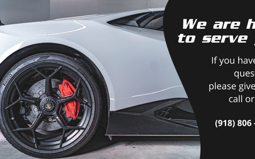 Best Tulsa Auto Wraps | Our Services Are Top Quality